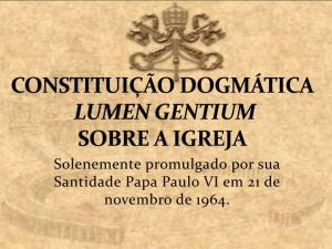 constitui-o-dogm-tica-lumen-gentium-sobre-a-igreja-n